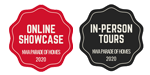 In Person Tours & Online Showcase